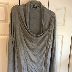 XL Gray Cardigan
